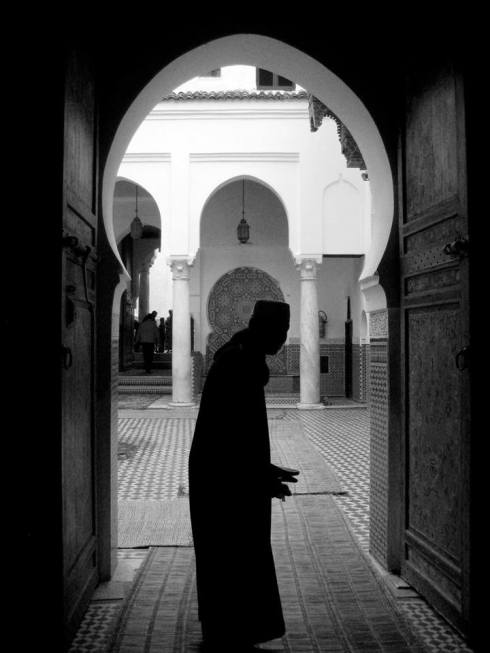 Photo taken in the sacred town of Moulay Idriss Zerhoun in northern Morocco. Photographed by me (Armaan Siddiqi) during a recent trip!